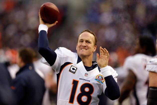 Peyton Manning: Why Broncos QB Will Be the Top Fantasy Scorer in Week 16