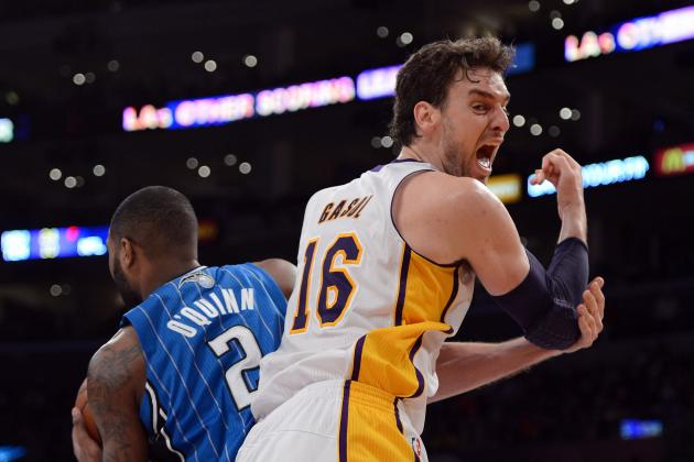 Pau Gasol Finds His Place Again in Offense