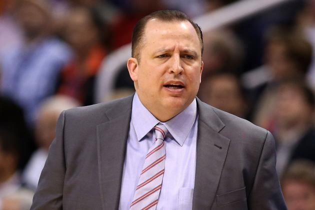 Are Tom Thibodeau's Reservations About Reserves Costing the Chicago Bulls Games?