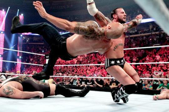 WWE Royal Rumble 2013: Why CM Punk vs. Rock Is Bigger Than Rock vs. John Cena
