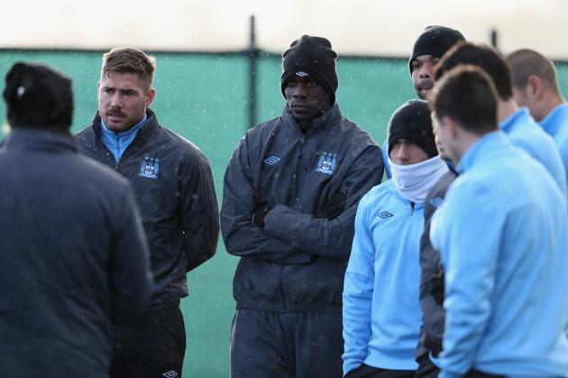 Mario Balotelli: Tribunal Postponed Between Striker and Manchester City
