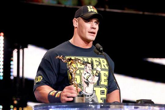 WWE Slammy Awards: Did John Cena Deserve to Win Superstar of the Year?