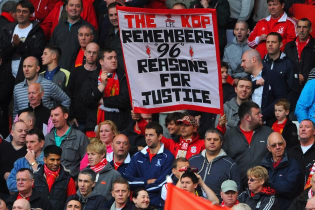 Hillsborough Inquest Verdicts Quashed