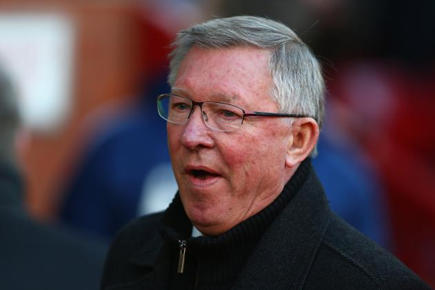 Manchester United Manager Sir Alex Ferguson Reveals Secrets of His Success