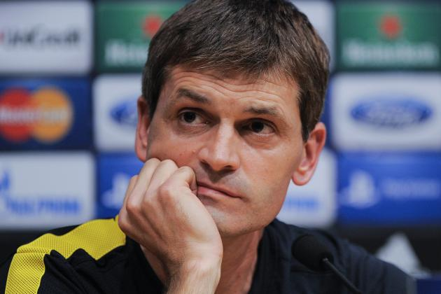 Tito Vilanova Suffers Relapse of Tumor; May Leave Barcelona Post: Reports