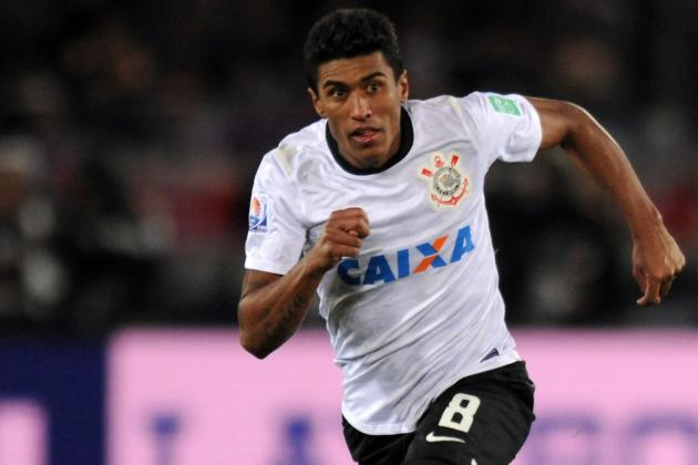 AC Milan Eye Paulinho in Swap Deal with Alexandre Pato: Report