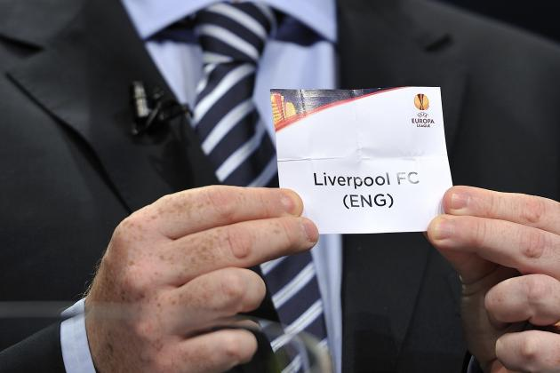 Europa League Last 32 Draw: Who Liverpool Want and Who They Want to Avoid