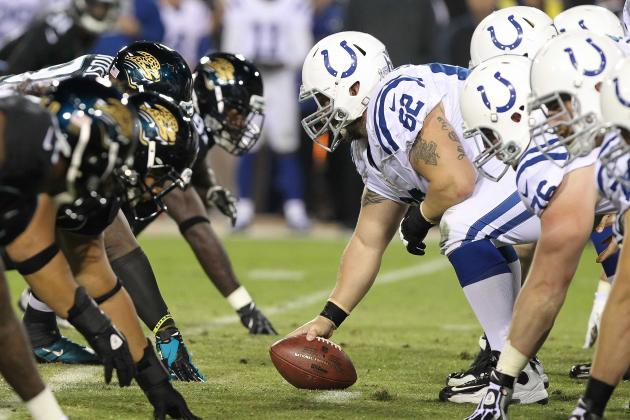 AFC South All-22 Review: In Indianapolis, the Offensive Line Is Expendable