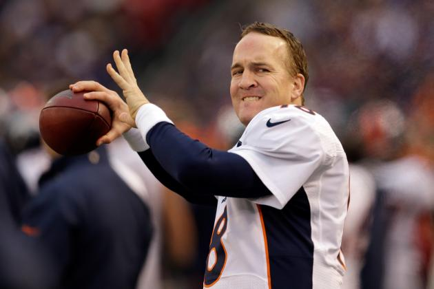 Peyton Manning: Broncos QB Needs Great Finish to Steal MVP Award