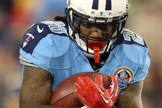 Chris Johnson Expected to Stay with Tennessee Titans