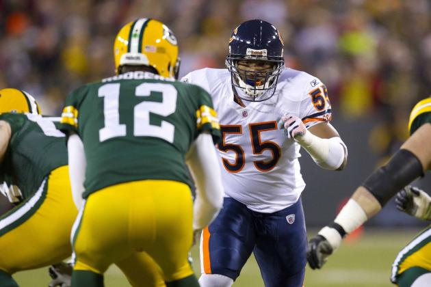 Briggs: Nobody Gets Booed More at Home Than Bears in Chicago