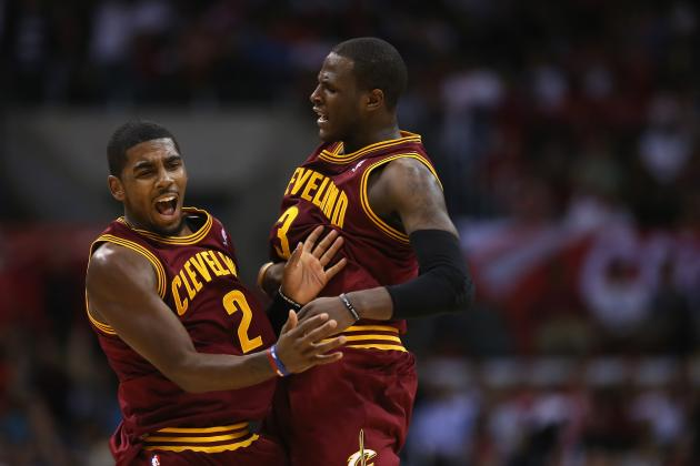 Why Kyrie Irving and Dion Waiters Are the Backcourt of the Future