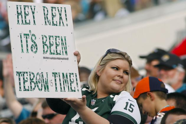 Greg McElroy: Rex Ryan's Distaste for Tim Tebow Shows by Starting Third-Stringer