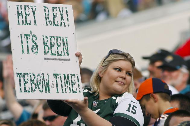 Greg McElroy: Rex Ryan's Distaste for Tim Tebow Shows by Starting Third-Stringer
