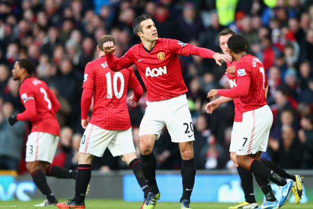 EPL: Why Robin Van Persie Has Been the Most Entertaining Player of 2012