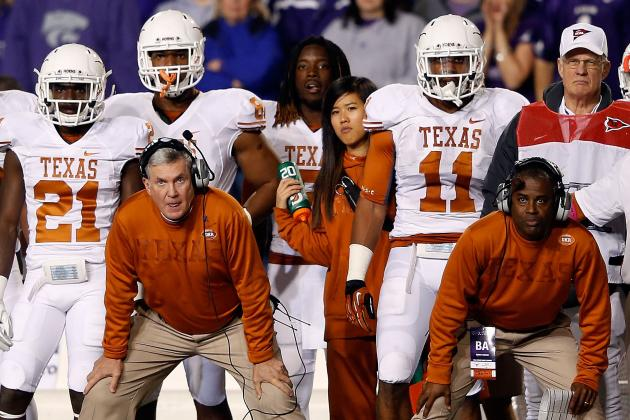 Texas Football Recruiting: Who's In, Who They Need, Who the Game-Changers Are