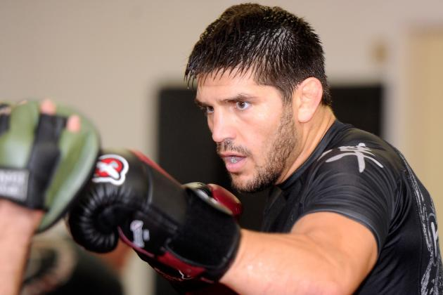 Canadian Middleweight Patrick Cote Dropping to 170 Pounds at UFC 158