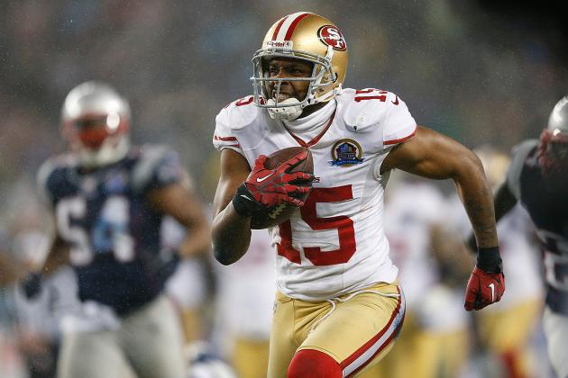 San Francisco 49ers: Michael Crabtree Erases Status as First-Round Bust