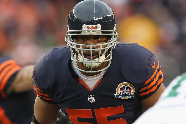 Lance Briggs: Chicago Bears Hear a Lot of Boos at Home