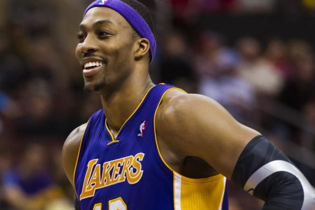 Dwight Howard Will Key Lakers' Resurgence