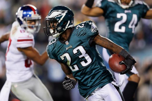 Eagles Still Not Talking Contract with DRC, and More NFC East News