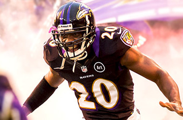Ravens To Wear Black Jerseys vs. Giants