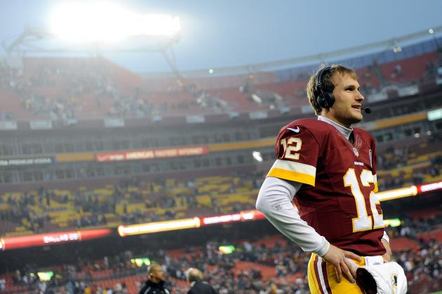 Hankerson: Redskins Not 'Much Different' with Cousins