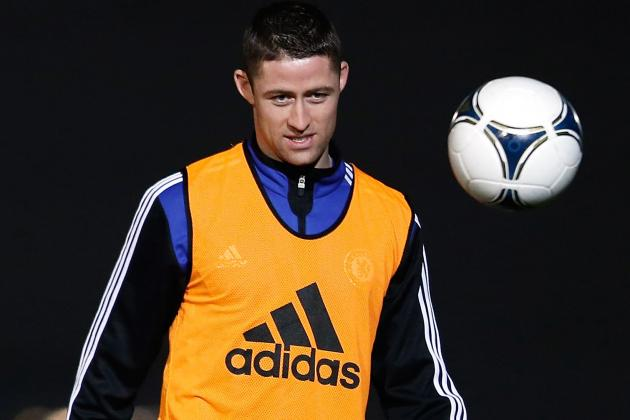 Cahill to Serve One-Match Ban