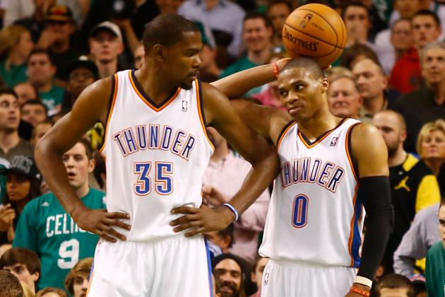 Why Oklahoma City Thunder Is Better Off Without James Harden