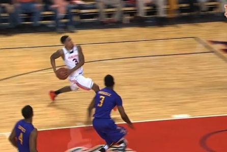 Auburn Stud Throws Down Huge Dunk