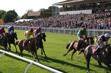 Racecourse Stages 'Last' Meeting