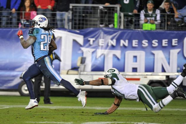 Chris Johnson Calls Family of Newtown Victim After Touchdown