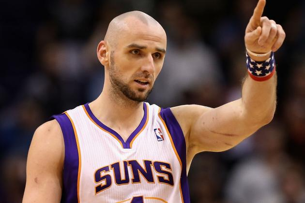 Why the Chicago Bulls Need Phoenix Suns' Marcin Gortat