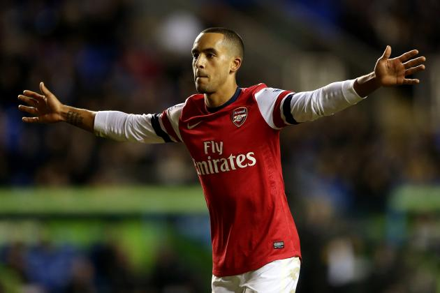Arsene Wenger's Walcott Woe; This Contract Is About More Than Theo's Future