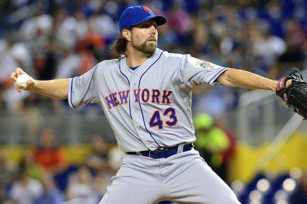Candiotti sees Toronto as ideal place for Dickey