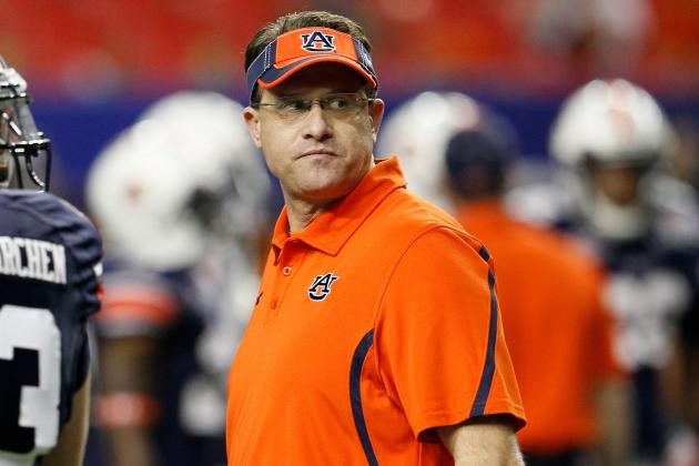 Malzahn Has Target Date to Complete His Staff