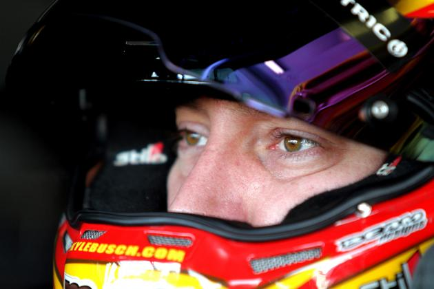 Kyle Busch Endures Disappointing Season, Bounces Back Strong at End