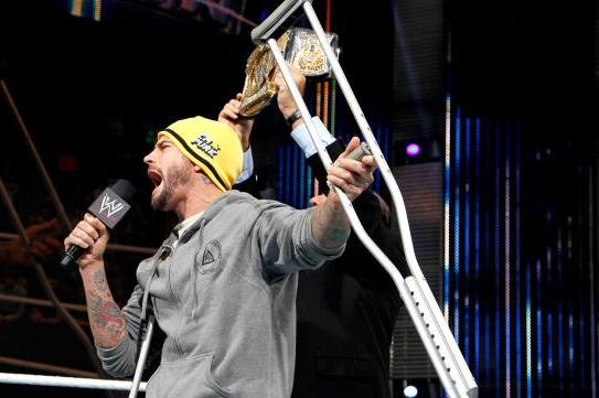 CM Punk: Why WWE Champion's Knee Injury Will Be Beneficial in the Long Run