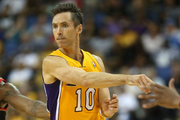 Steve Nash Injury: Expected Return and Lakers Outlook