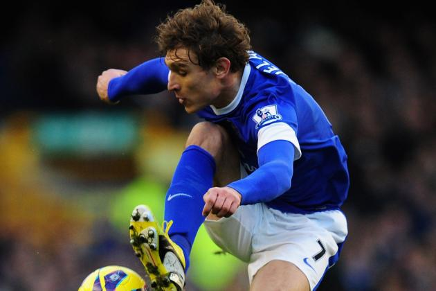 Darron Gibson Believes Nikica Jelavic Will Soon Start Scoring for Everton Again