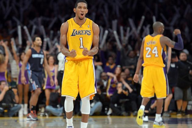Kobe Bryant Praises Darius Morris' Defense