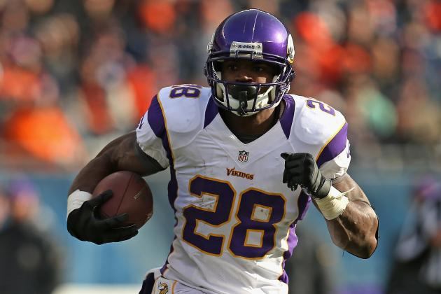 Peterson's MVP Candidacy Would Get Big Boost If Vikings Advance