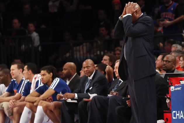 Woodson Not Pleased with Lack of Knicks Defense Lately