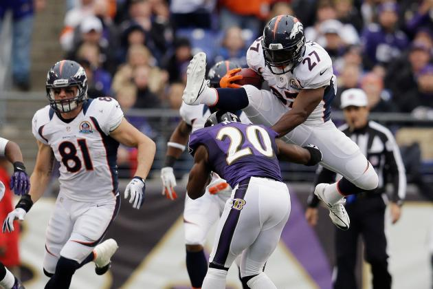 Knowshon Moreno's Hurdle Earns Him Honors and Other AFC West News