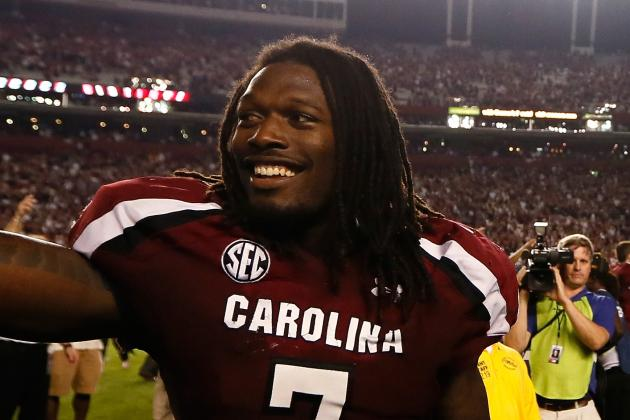 Jadeveon Clowney Thinks He Can Win the Heisman, and He's Right