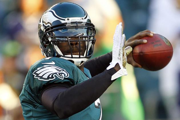 Report: Vick Would Sign with Jets If Given More Money Than Sanchez