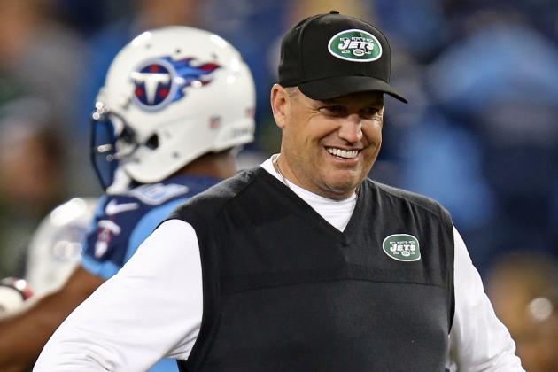 Rex Ryan Explains Quarterback Decision