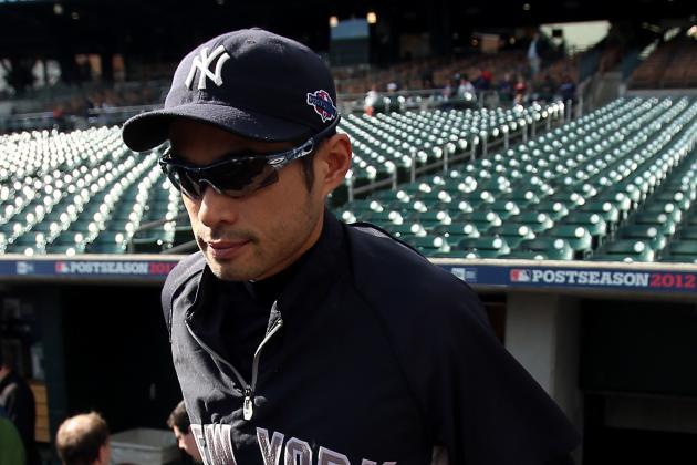 Yankees, Ichiro: Still Talkin'