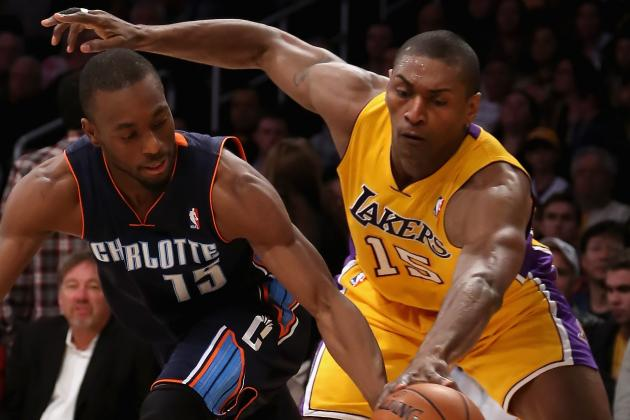 Metta World Peace Fine with Playing Power Forward off Bench