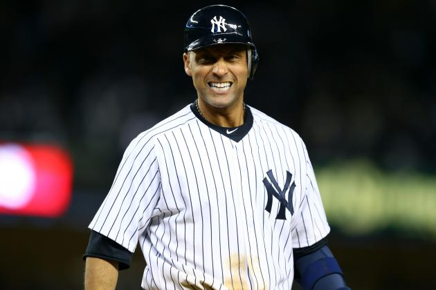 Jeter Tops List of Best-Selling MLB Jerseys